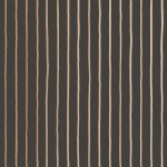 Tapeta Cole and Son College Stripe Black/Gold