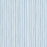 Tapeta Cole and Son Croquet Stripe Blue/White