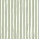 Tapeta Cole and Son Croquet Stripe Green/White