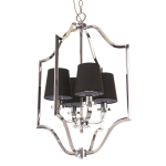 Lampa New York  IV Black