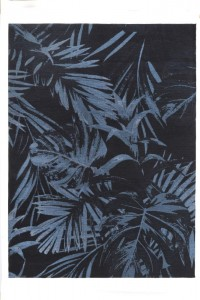 Dywan Jungle Blue 160x230cm