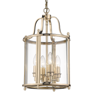 Lampa New York Gold II