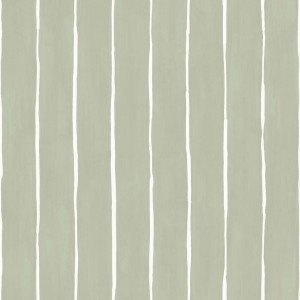 Tapeta Cole and Son Marquee Stripe White/Green