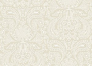 Tapeta Cole and Son Malabar White/Beige