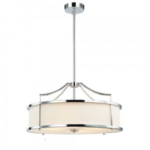 Lampa Washington Silver L