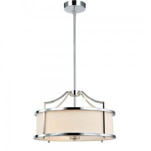 Lampa Washington Silver M