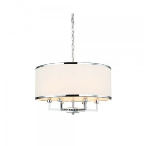 Lampa Cassidy Chrome M