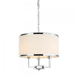 Lampa Cassidy Chrome S