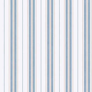 Tapeta Marstrand II Hamnskar Stripe Blue/White/Red