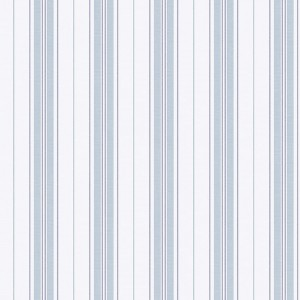 Tapeta Marstrand II Hamnskar Stripe Blue/White