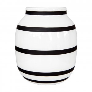Wazon Stripes Black & White