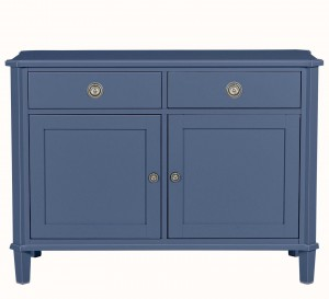 Henshaw Laura Ashley Komoda Granatowa  110x47x79,5cm