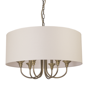 Lampa Milord Gold