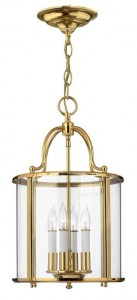 Lampa Classic Chic Gold M