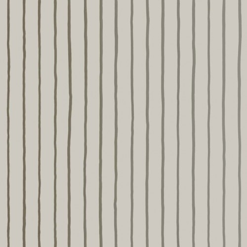 Tapeta Cole and Son College Stripe White/Silver